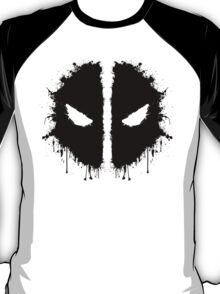 Deadpool Rorschach 2 T-Shirt