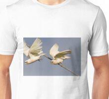 Parrot Flight  Unisex T-Shirt