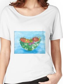 Colorful Fruit! Women's Relaxed Fit T-Shirt