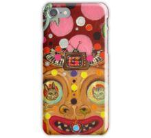 'Monkey Brains' iPhone Case/Skin