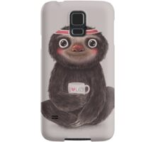 Sloth I♥lazy Samsung Galaxy Case/Skin
