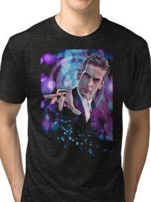 The Twelfth Doctor Tri-blend T-Shirt