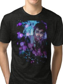 The Tenth Doctor Tri-blend T-Shirt