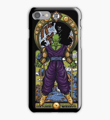 Namekain Warrior iPhone Case/Skin