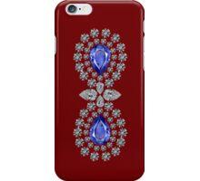 Burnt Umber Double Sapphire Ipad Case iPhone Case/Skin