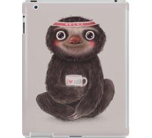 Sloth I♥yoga iPad Case/Skin