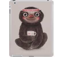 Sloth I♥yoga iPad Case/Skin