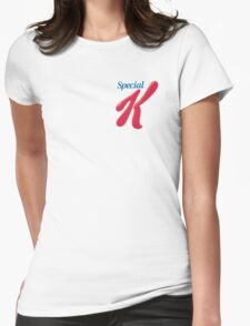 Special K Womens Fitted T-Shirt