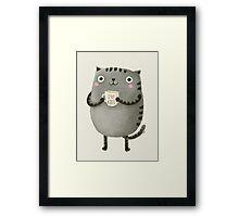 I♥kill Framed Print