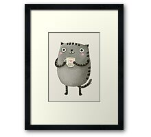 I♥kill Framed Print
