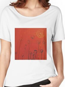 Dandelions Women's Relaxed Fit T-Shirt