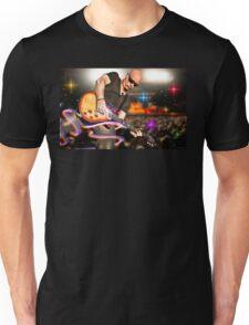 Jimmy Stafford of Train Unisex T-Shirt
