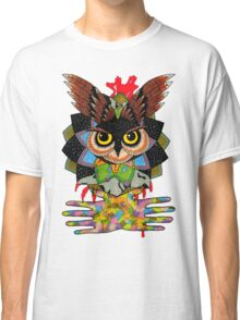 The owls are still not what they seem Classic T-Shirt