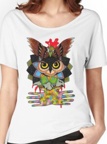 The owls are still not what they seem Women's Relaxed Fit T-Shirt