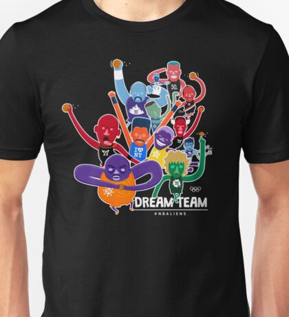 NBAlien Dream Team Unisex T-Shirt
