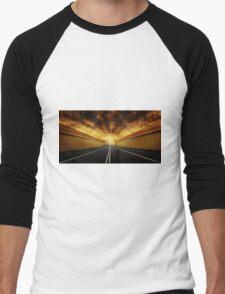 Vacant Men's Baseball ¾ T-Shirt