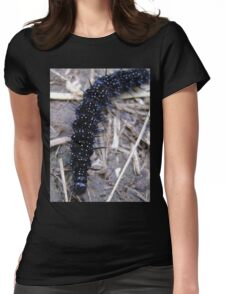 Micro Fur Womens Fitted T-Shirt