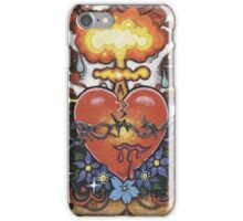 'Valor del Corazon' ('Courageous Heart') iPhone Case/Skin