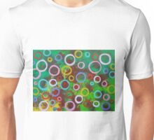 Playing With Soap In The Park Unisex T-Shirt