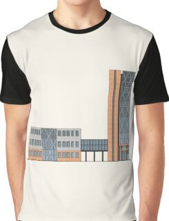 Business center Graphic T-Shirt