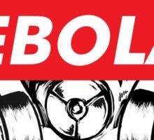 Mickey Mask Ebola Sticker