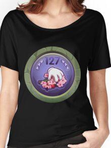 Glitch Achievement masterful fruit tree pettifier Women's Relaxed Fit T-Shirt