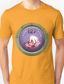 Glitch Achievement masterful fruit tree pettifier Unisex T-Shirt