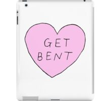 GET BENT <3 iPad Case/Skin