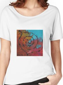 Spines Women's Relaxed Fit T-Shirt