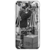 The Street Vendor iPhone Case/Skin