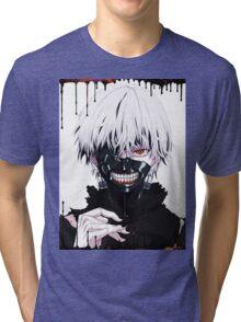 Kaneki Tri-blend T-Shirt