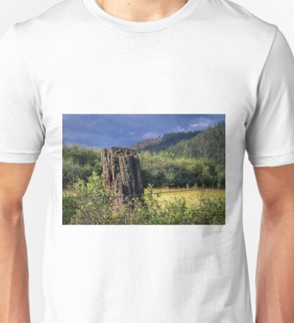 Stumped Unisex T-Shirt