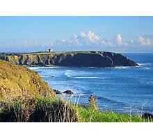 Baginbun Head, Wexford, Ireland Photographic Print