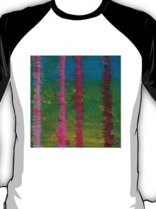 Birch Trees In The Wind T-Shirt
