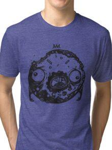 Zombie Donut - by Mien Wayne Tri-blend T-Shirt