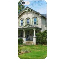 The Ely House ~ Franklinville, NY iPhone Case/Skin
