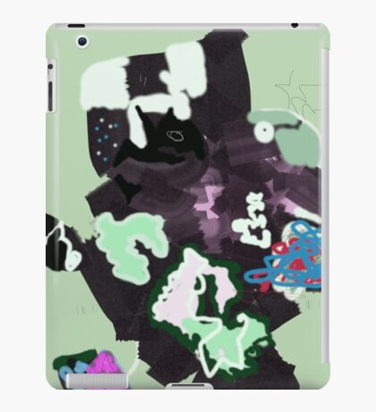Wacky Wacky iPad Case/Skin