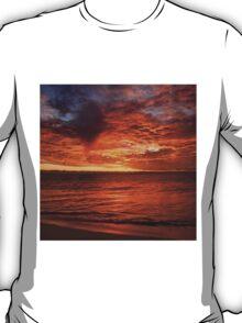 Australian Sunset T-Shirt