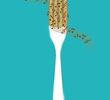 Musical Spaghetti by tobiasfonseca