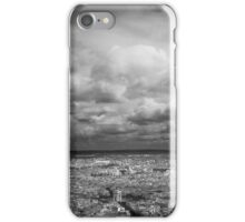 Paris in Black & White iPhone Case/Skin