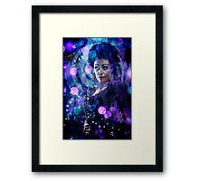 Idris Framed Print