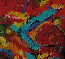 Toucans by Chani Demuijlder