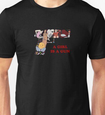 A GIRL IS A GUN Unisex T-Shirt