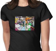 Groggles Womens Fitted T-Shirt