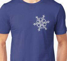 Copo de nieve. Unisex T-Shirt