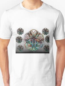 Glass Blossoms Unisex T-Shirt