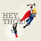Hey Thor! by Reginald Lapid