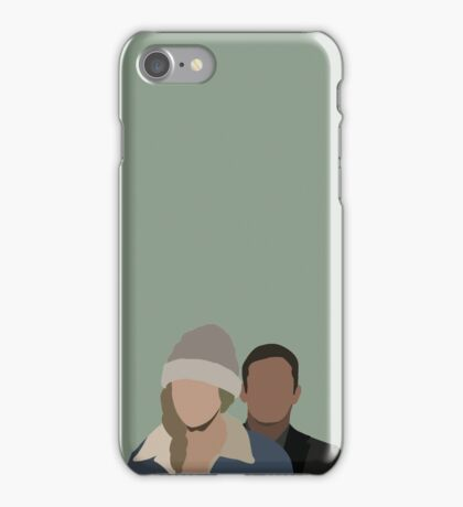 All great work, important work, comes at great cost. iPhone Case/Skin