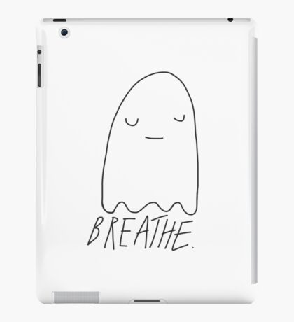 Stress Relief Ghost iPad Case/Skin