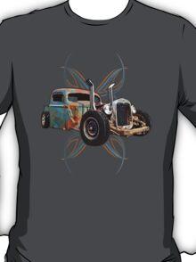 Pinstripe Pipes T-Shirt